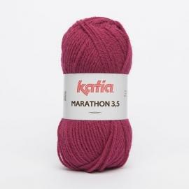 Katia Marathon 3.5 - 23 Framboosrood