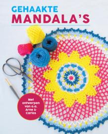 Gehaakte Mandala's