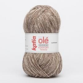 Katia Komfort Tweed - 65 Bruin