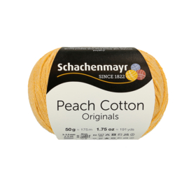 Schachenmayr - Peach Cotton 00122 Zon Geel