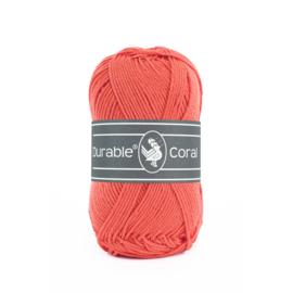 Durable Coral Katoen - 2190 Coral
