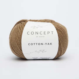 Katia Concept - Cotton-Yak - 102 Bruin