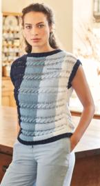 ROWAN Handknit Cotton Trui Minton