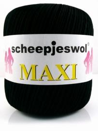 Scheepjes Maxi 110 - Jet Black