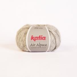 Katia - Air Alpaca - 202 Licht Grijs