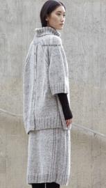 Katia Concept Cotton-Merino Tweed Trui enof Rok