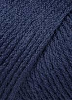 LANG Yarns - Omega - 0035 Donkerblauw