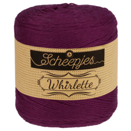 Scheepjes Whirlette - 874 Pomegranate