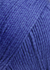 LANG Yarns - Soft Cotton - 0006 Blauw