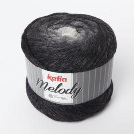 Katia Melody - 203 Ecru-Zwart