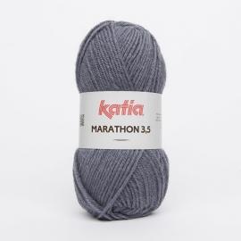 Katia Marathon 3.5 - 32 Grijsblauw