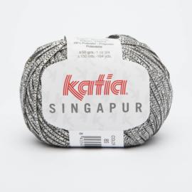 Katia Singapur - 85 Grijs-Zwart