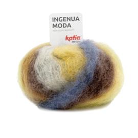 Katia Ingenua Moda - 102 Blauw - Groen - Camel