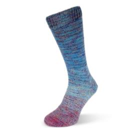 Rellana Flotte Socke 4-draads Multi - 1481