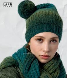 LANG Yarns Carina Sjaal en Muts