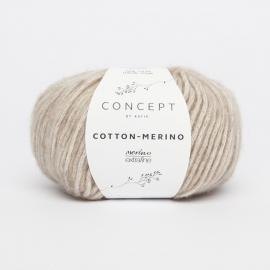 Katia Concept - Cotton-Merino 104 Beige