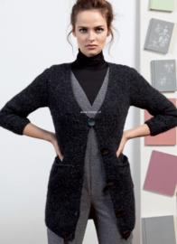 Zaterdag 03-02-2018 LANG Yarns Malou Light Vest