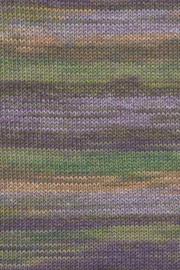 LANG Yarns - Milton 0045 Paars-Groen