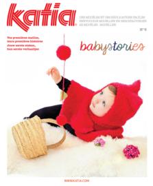 Katia Babystories No. 5 Herfst/Winter 2017/2018