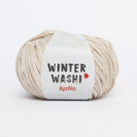 Katia Winter Washi - 201 Beige-Terrabruin