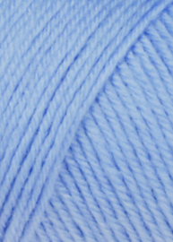 LANG Yarns - Jawoll Superwash 0220 Licht Blauw