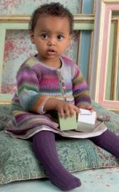 Woensdag 05-10-2016 LANG Yarns Mille Colori Baby mantel