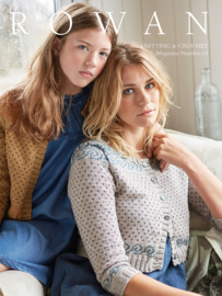 Rowan Knitting & Crochet Magazine Number 61 Lente/Zomer 2017