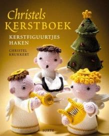 Christels Kerstboek - Kerstfiguurtjes haken door Christel Krukkert