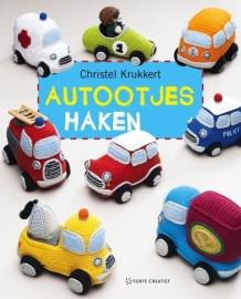 Autootjes Haken door Christel Krukkert