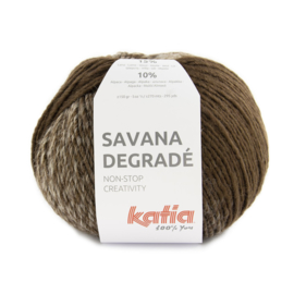 Katia Savana Degrade 106 Beige - Grijs - Bruin