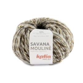 Katia Savana Mouline 206 Beige - Grijs - Bruin
