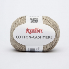 Katia Cotton Cashmere - 55 Camel