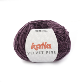 Katia Velvet Fine - 216 Parelmoer-Lichtviolet