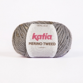 Katia Merino Tweed - 307 Licht Grijs