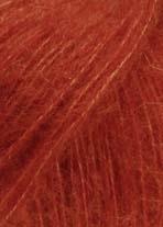 LANG Yarns Lusso - 0075 Rood Oranje