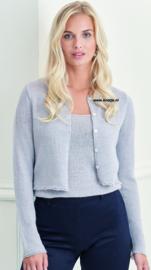 ROWAN Fine Lace Vest Vital