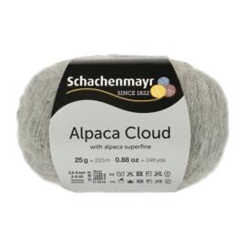 Schachenmayr - Alpaca Cloud 00055 Licht Grijs