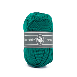 Durable Coral Katoen - 2140 Tropical Green