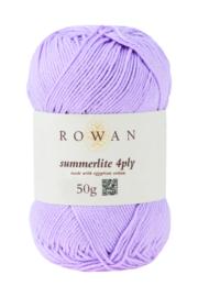 Rowan Summerlite 4ply - 420 Blushes