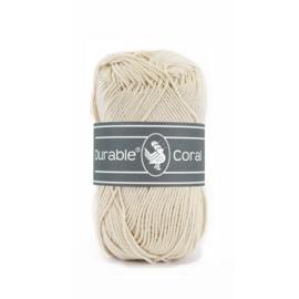 Durable Coral Katoen - 2212 Linen
