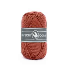 Durable Coral Katoen - 2207 Ginger