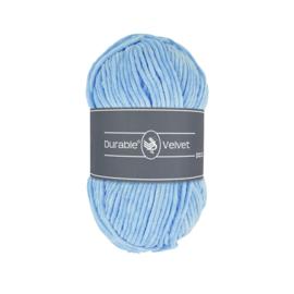 Durable Velvet - 282 Light Blue