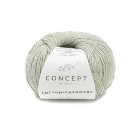 Katia Cotton Cashmere - 77 Groen