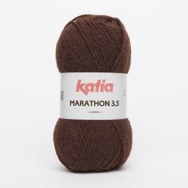 Katia Marathon 3.5 - 07 Chocolade Bruin