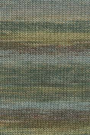 LANG Yarns - Milton 0024 Grijs-Blauw-Paars