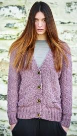 Woensdag 21-09-2016 Rowan Hemp Tweed Chunky vest
