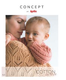 Katia Concept Cotton In Love No. 1 - 2021-2022