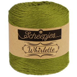 Scheepjes Whirlette - 882 Tangy Olive