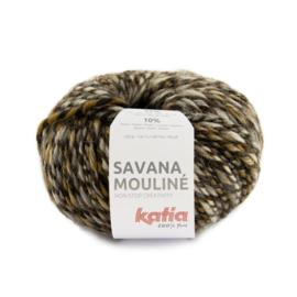 Katia Savana Mouline 201 Bruin - Licht Bruin - Donker Bruin