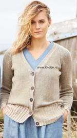 ROWAN Softyak DK Vest Croyde